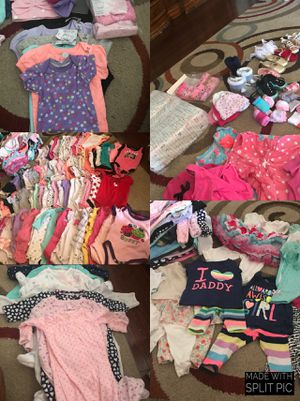 Baby girl clothes for Sale in Kissimmee, FL