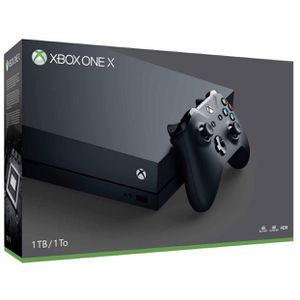 Microsoft Xbox One X 1Tb Console With Wireless Controller, Ultra HD and Co for Sale in Washington, DC