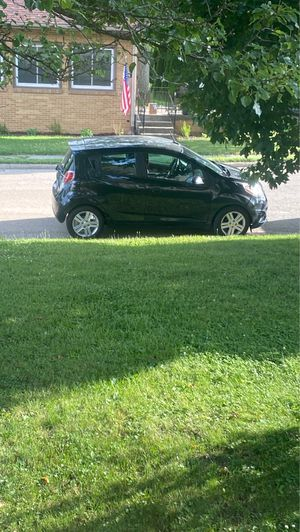 2014 Chevy spark all black for Sale in Aurora, IL