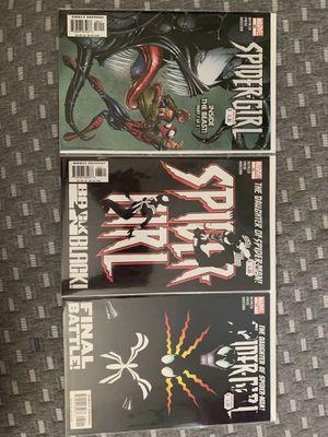 Spider-Girl Comics for Sale in Elmendorf, TX