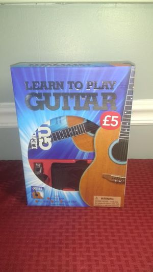 New How to Play a Guitar Learning Box for Sale in Nashville, TN