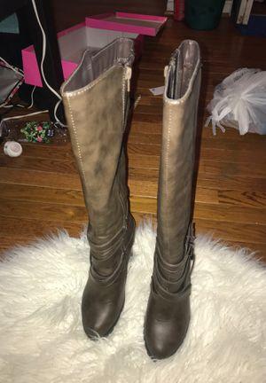 Forever 21 Knee High Boot Heels for Sale in FX STATION, VA