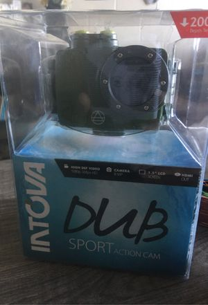 Waterproof camera an dash cam for Sale in Kaneohe, HI