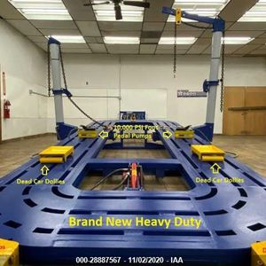 2020 5 Star Heavy duty Frame Machine (NEW) for Sale in Portland, OR