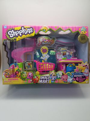 Shopkins Small Mart Playset for Sale in Phoenix, AZ