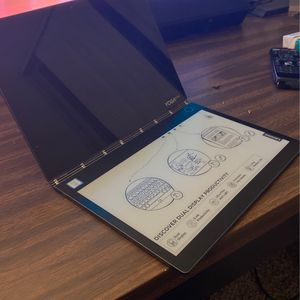 Lenovo Dual Touch Screen Laptop for Sale in Silver Spring, MD