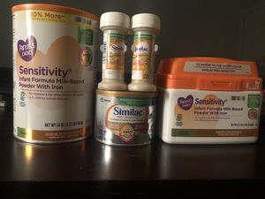 Baby formula :sensitive for Sale in Poinciana, FL