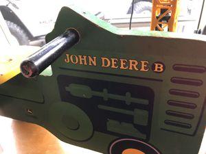 John Deere b model tractor for Sale in North Ridgeville, OH