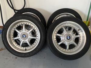 Bmw wheels. Style 19's 5x120 for Sale in Portland, OR