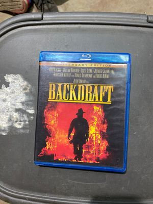 Backdraft Blu Ray for Sale in Chula Vista, CA