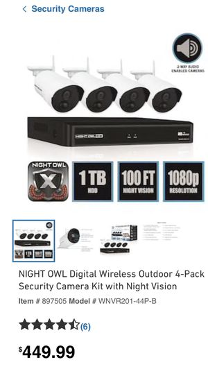 Security cameras for Sale in Henderson, NV