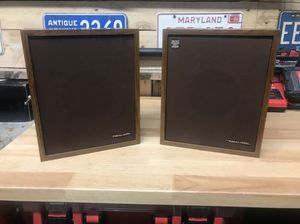 REALISTIC VINTAGE SPEAKERS for Sale in Olney, MD