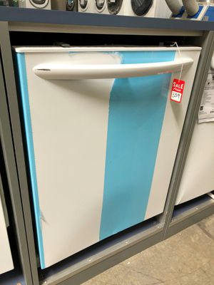 New White Frigidaire Dishwasher w/ Top Controls 1 Year Manufacturer Warranty Included for Sale in Gilbert, AZ