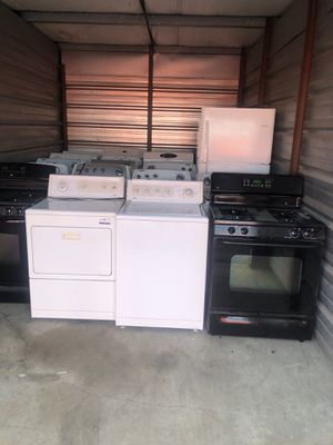 Storage unit full of appliances you fix them or use them for parts for Sale in Detroit, MI