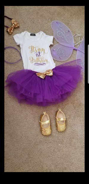Set de 1st Birthday para niña (12 Meses) for Sale in Hyattsville, MD
