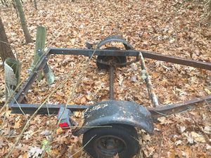 Small boat trailer for Sale in Dingmans Ferry, PA