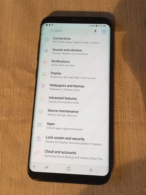 Galaxy s9 64gb (GSM UNLOCKED) for Sale in Rosedale, MD - OfferUp