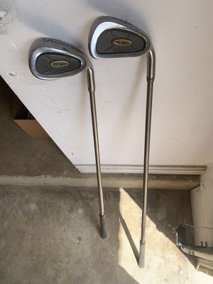 2 cobra clubs S and 7 iron for Sale in Fairfax, VA