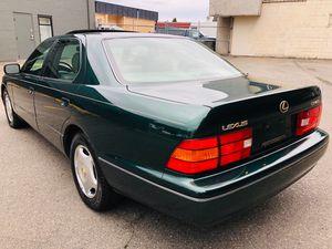 1999 Lexus LS400 Luxury Sedan for Sale in Kent, WA