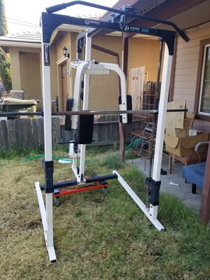 Marcy smith 2000 fitness equipment for Sale in Sacramento, CA