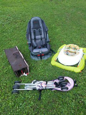 Strollers , car seats , walker, high chair for Sale in Atlanta, GA
