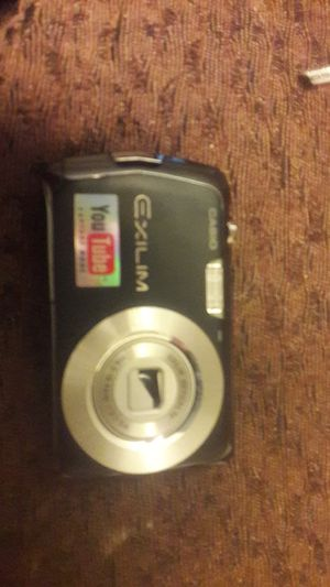 casio mini cam for Sale in Nazareth, PA