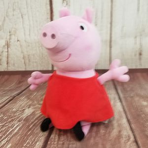 "Talking Peppa The Pig 8"" Plush for Sale in Roseville, CA"
