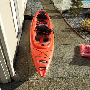 Pelican 2 - Seat Kayak for Sale in Fox Island, WA