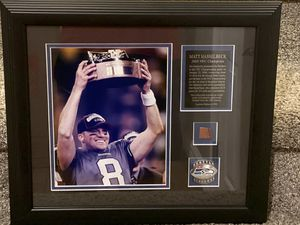 Seattle Seahawks NFC Championship Frame for Sale in Mesa, AZ