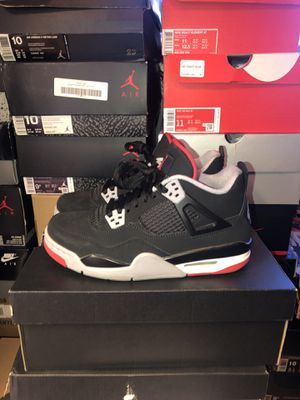 Air Jordan 4 BRED SIZE 5.5 for Sale in San Angelo, TX