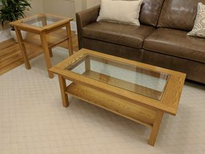 Coffee Table & End Table Set for Sale in Boston, MA