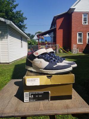 Nike dunk sb mid goofy boy for Sale in Williamsport, PA