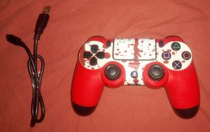 Official Limited Edition PlayStation 4 Red Wireless Controller for Sale in Los Angeles, CA