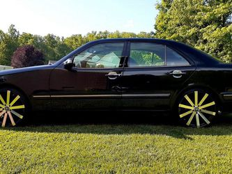 2001 Mercedes Benz E320 170,000 Miles for Sale in Browns Summit,  NC