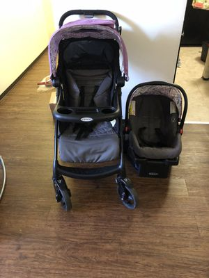 Graco Stroller and Car Seat for Sale in Washington, DC
