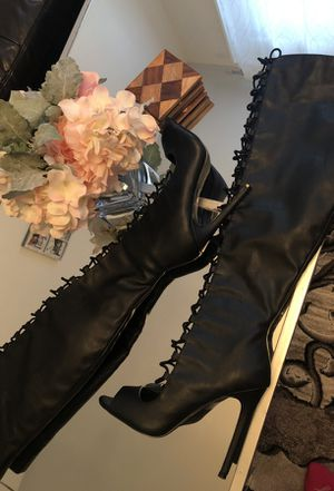 Over the knee boots/Size 7 for Sale in Bronx, NY