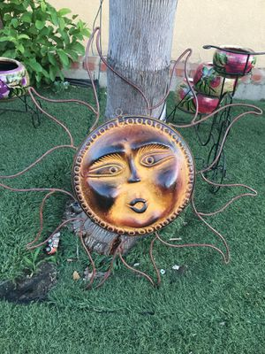 New Clay Sun for Sale in Redlands, CA