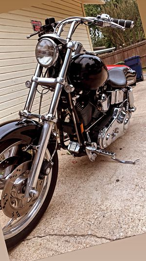 Harley Davidson Dyna for Sale in Rowlett, TX