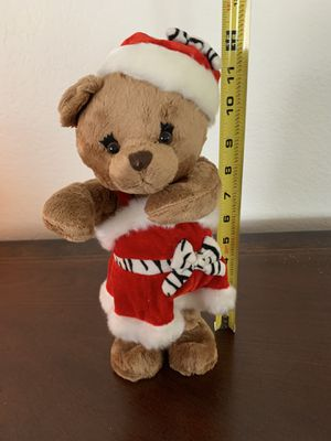 Christmas / Holiday Singing, Dancing Teddy Bear - New for Sale in Los Angeles, CA