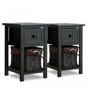 2 mini night stands for Sale in Fontana, CA