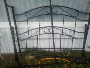 Bed frame and all for Sale in Foley, AL