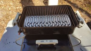 Weber grill and propane bottle for Sale in Fort White, FL
