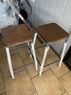 """Target Set of Bar Stools 29"""" for Sale in Long Beach, CA"""
