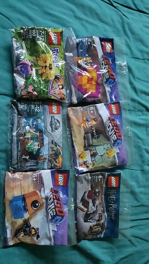 Lego mini sets lot of 6 for Sale in Glendora, CA