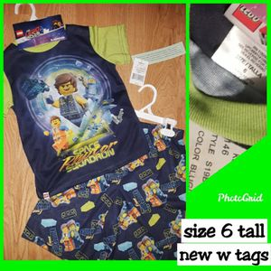 New w tags size 6tall lego pjs $10 for Sale in Stickney, IL