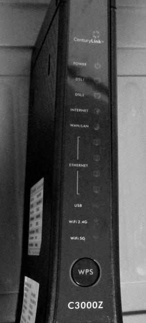 Modem Wifi router combo for ADSL CenturyLink for Sale in Las Vegas, NV
