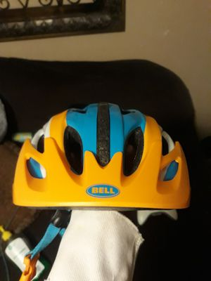Kids bell bycyle helmet for Sale in Groves, TX