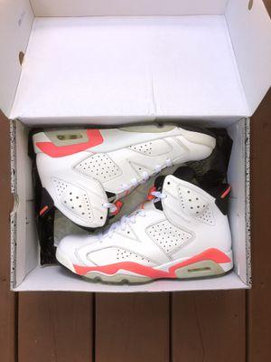 "Air Jordan 6 Retro ""White Infrared"" for Sale in Tacoma, WA"