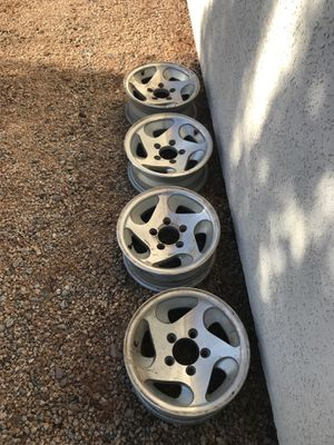 Aluminum wheels for Sale in Glendale, AZ