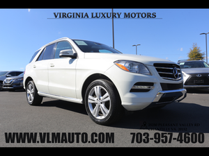 2013 Mercedes-Benz M-Class for Sale in Chantilly, VA